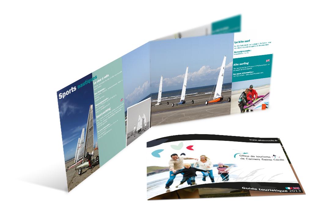 Guide touristique Camiers 2013-single