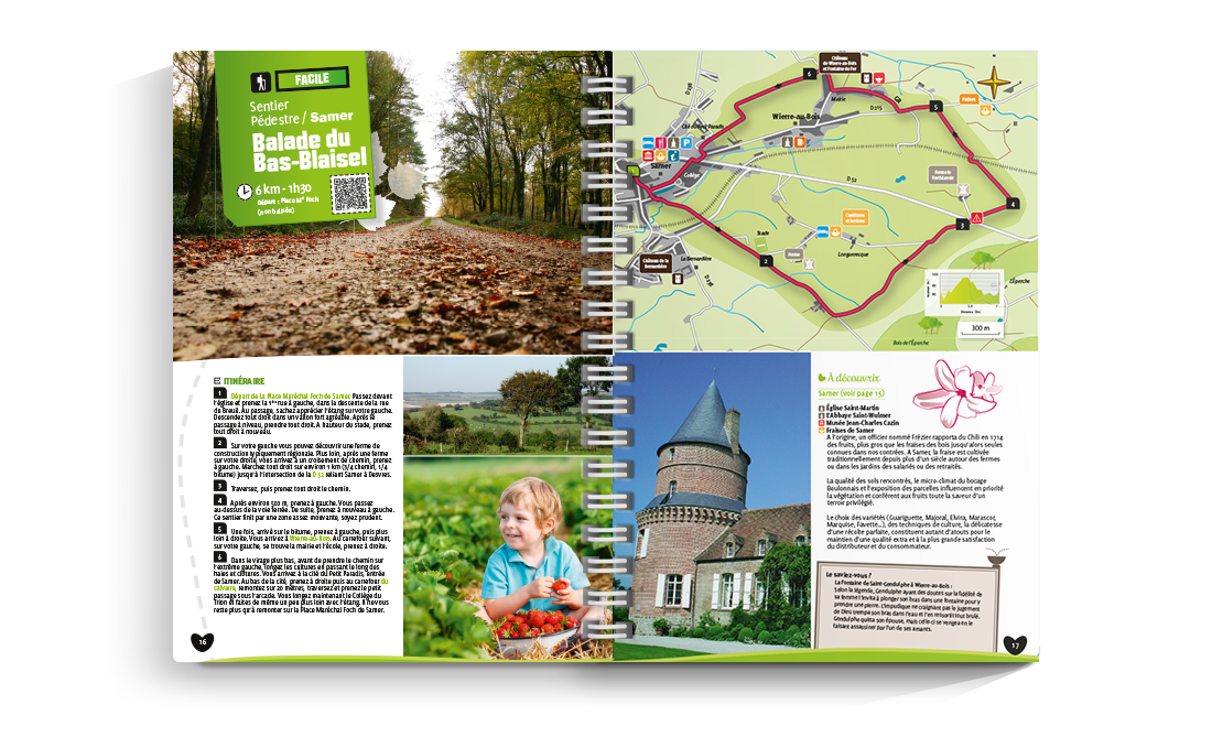 brochure randonnees
